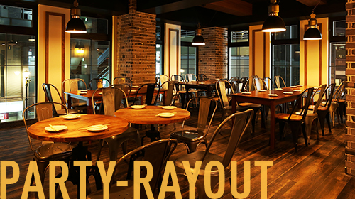 PARTY-RAYOUT